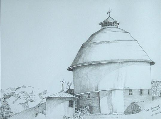 Fulton County Round Barn Museum