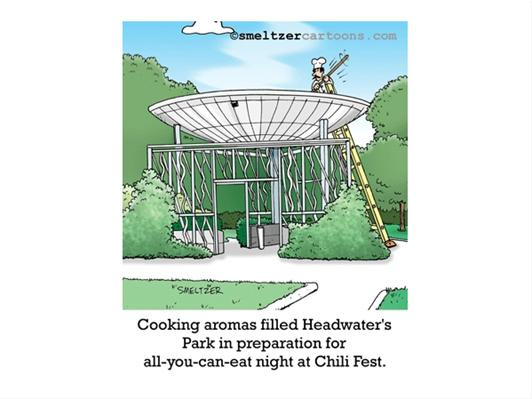 Chili Fest at Headwater's Park