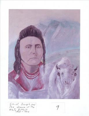 Chief Joseph and the Dream of the White Buffalo
