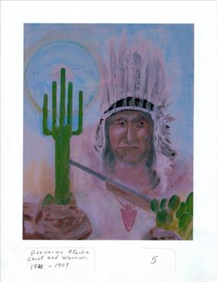 Geronimo, Apache Chief and Warrior