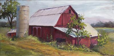 Whitley Spring Creek Barn